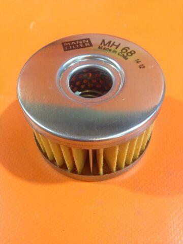 фильтр масляный MH68,Mann