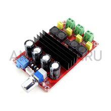 Цифровой усилитель аудио XH-M190 TDA3116D2 12-24V