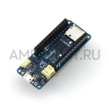 Arduino MKR Zero, microSD карта, SPI, разработка звука/музыки
