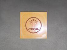 Стеновая плитка с логотипом Троя