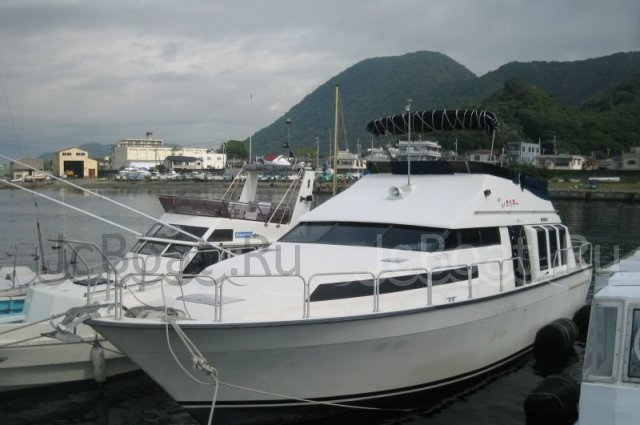 яхта моторная MAINSHIP 41 double cabin 1991 г.