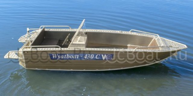 катер WYATBOAT 430 C AL 2018 г.