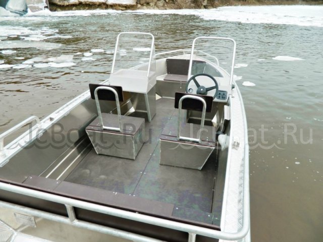 катер WYATBOAT 430 DC AL 2018 г.