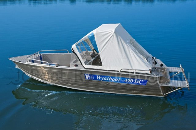 катер WYATBOAT 490 DC 2018 г.