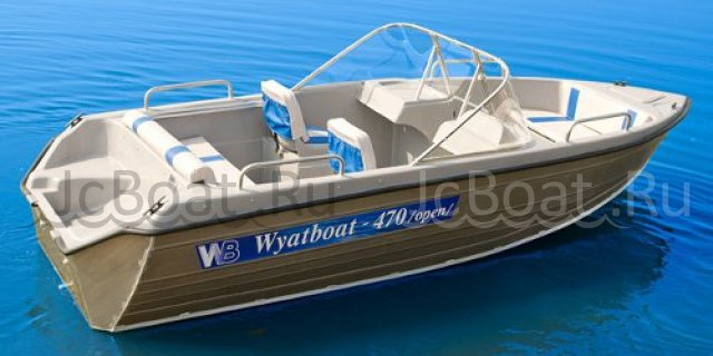 катер WYATBOAT 470 OPEN 2017 г.