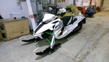 снегоход ARCTIC CAT XF 800 LIMITED
