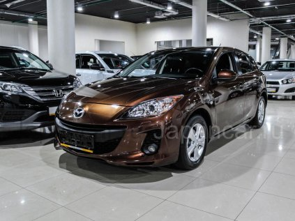 Mazda 3 2012 года в Москве