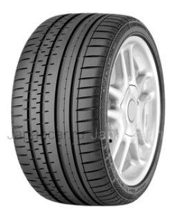 Летниe шины Continental Contisportcontact 2 275/35 20 дюймов новые в Екатеринбурге
