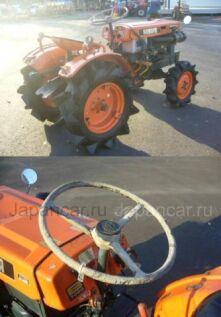 Трактор колесный Kubota B7000 2008 года во Владивостоке