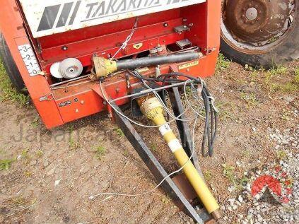 Пресс-подборщик TAKAKITA RB1550 HDS 1999 года в Японии