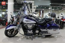 мотоцикл KAWASAKI VN1700 VULCAN NOMAD
