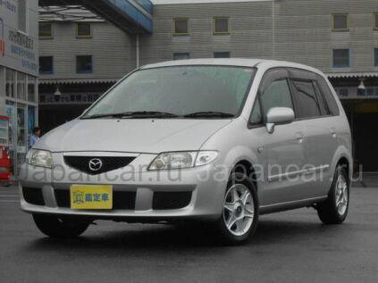Mazda Premacy 2002 года в Японии