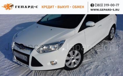 Ford Focus 2012 года в Новосибирске