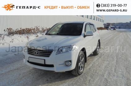 Toyota RAV4 2012 года в Новосибирске
