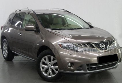 Nissan Murano 2012 года в Новосибирске