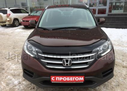 Honda CR-V 2013 года в Новосибирске