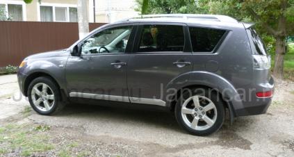 Mitsubishi Outlander 2008 года в Новосибирске