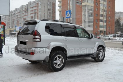Toyota Land Cruiser Prado 2007 года в Новосибирске