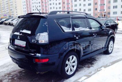 Mitsubishi Outlander 2011 года в Новосибирске