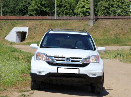 Honda CR-V 2011 года в Новосибирске