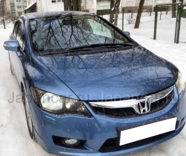 Honda Civic 2010 года в Новосибирске