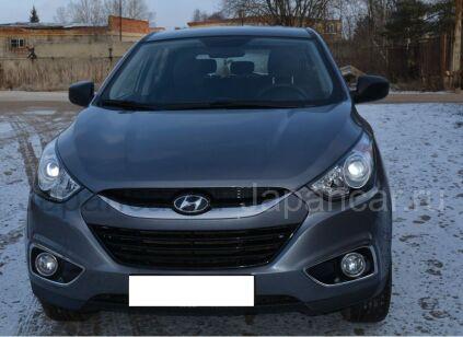 Hyundai Ix35 2010 года в Новосибирске