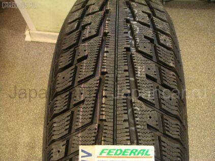 Зимние шины Federal Himalaya ws2 225/55 17 дюймов новые во Владивостоке