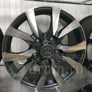 Диски 18 дюймов Toyota ширина 8.0 дюймов вылет 60 мм. новые в Хабаровске