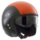 Diesel Hi-jack черно-оранжевый мотошлем    купить по цене 10584 р.