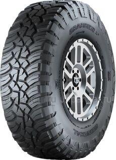 Летниe шины General tire R17 general grabber x3 121/118q lre fr 10pr 265/70 17 дюймов новые в Москве