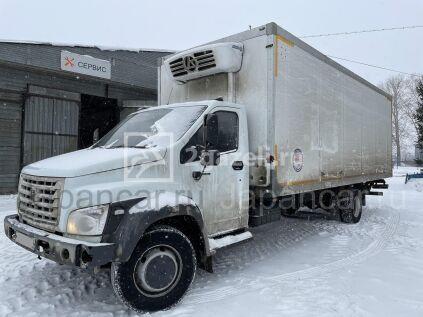 Грузовик ГАЗ C41 NEXT 2019 года в Новосибирске