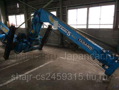 Крановая установка Tadano Crane TM 30 ZHHH в Екатеринбурге