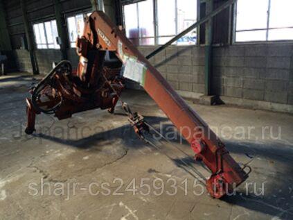Крановая установка UNIC Crane в Екатеринбурге