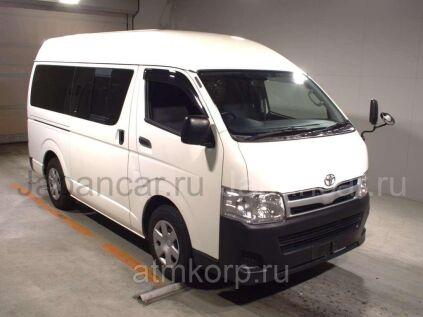 Микроавтобус TOYOTA HIACE VAN 6 в Екатеринбурге