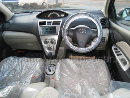 Toyota Belta 2007 года в Казани