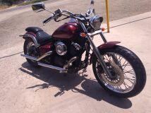 мотоцикл YAMAHA DRAGSTAR купить по цене 155000 р. в Симферополе