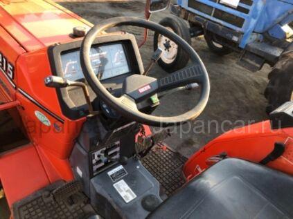 Трактор колесный KUBOTA L1-215 во Владивостоке