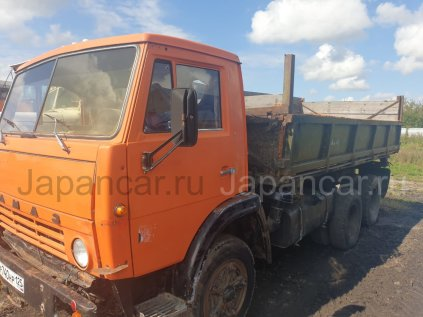 Самосвал КамАЗ-55102 1989 года во Владивостоке