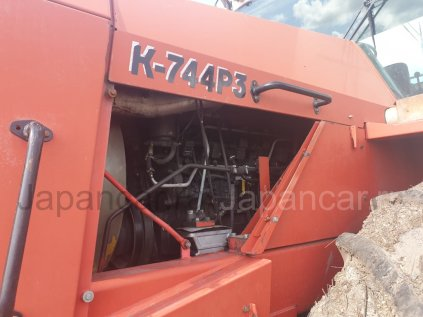 Трактор колесный Кировец К-744 Р3 2011 года во Владивостоке