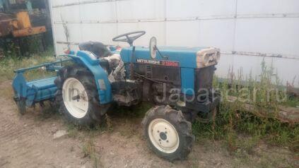 Трактор колесный MITSUBISHI MITSUBISHI D1550FD в Красноярске