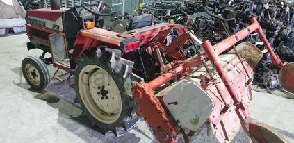 Трактор колесный YANMAR F18 2012 года во Владивостоке