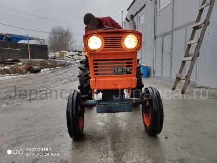 Трактор колесный KUBOTA L1501 2011 года во Владивостоке