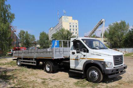 Тягач ГАЗ NEXT CITY 2020 года в Нижнем Новгороде
