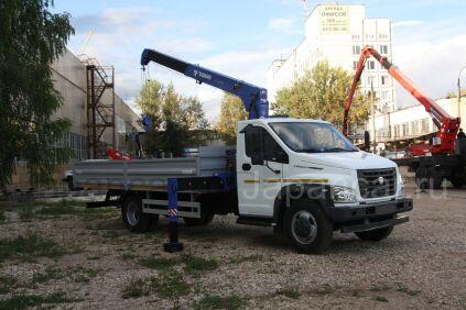 Кран-манипулятор ГАЗ NEXT 2020 года в Нижнем Новгороде