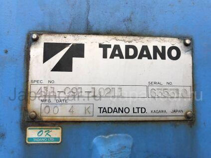 Крановая установка Tadano ZFX 584 во Владивостоке
