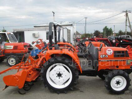 Трактор колесный Kubota GT3D 2005 года в Новороссийске