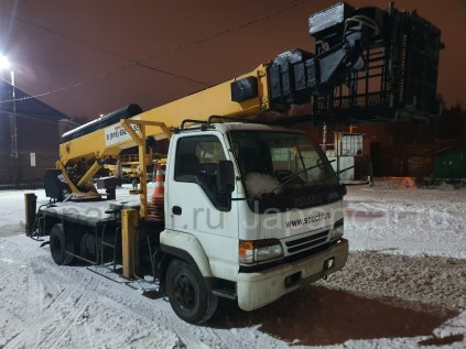 Автовышка ISUZU FORWARD 1995 года в Мытищах