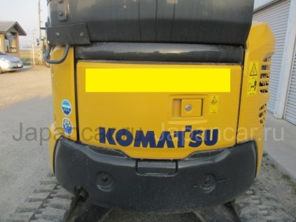 Экскаватор мини KOMATSU PC 30MR - 3N1 2014 года во Владивостоке
