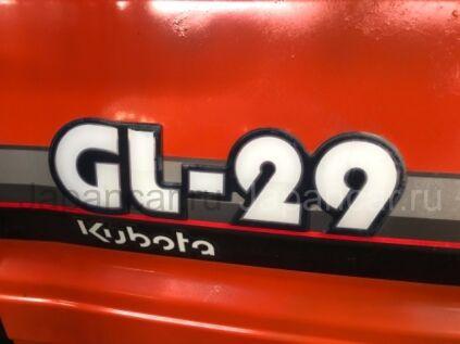 Трактор колесный KUBOTA GL29 2014 года во Владивостоке