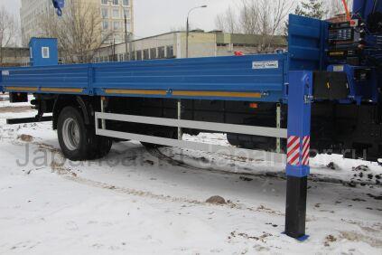 Кран-манипулятор HINO 500 2020 года в Нижнем Новгороде